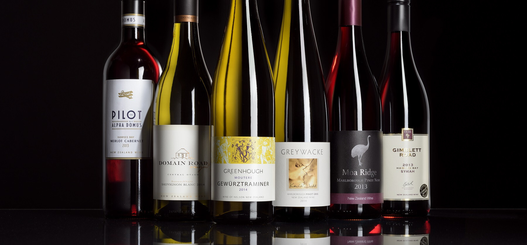 The Spectator Wines featured in