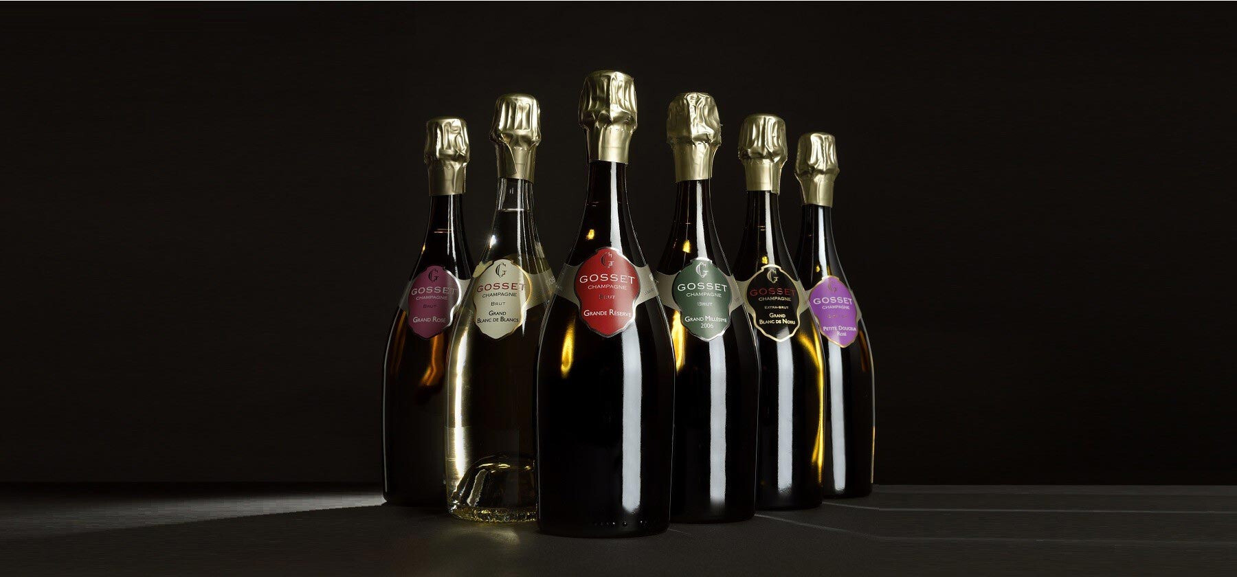 Gosset Champagne The lowest prices in the market...