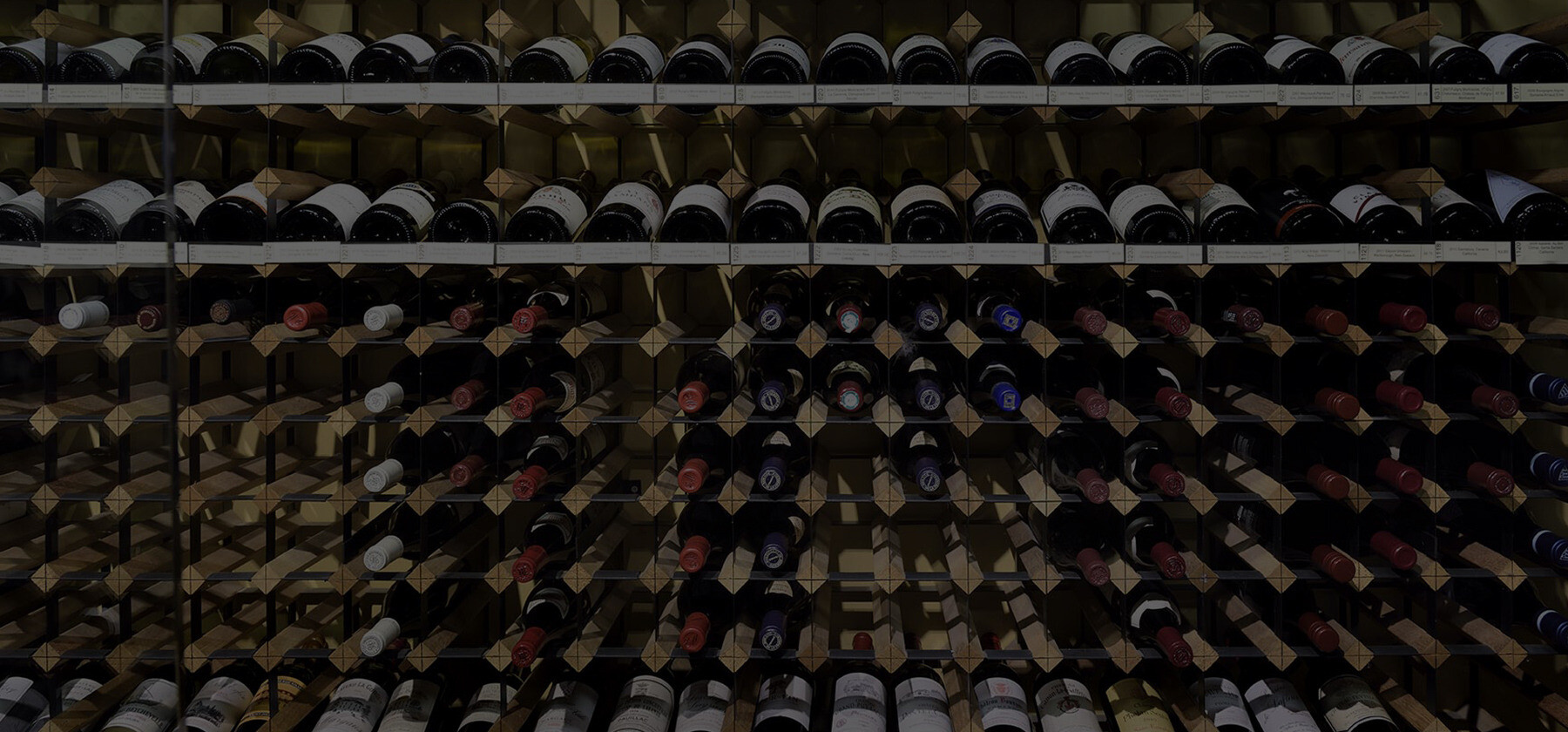 Fine wine list View Our Latest