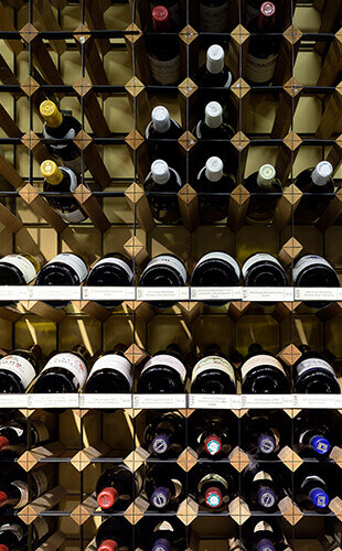Build your own fine wine collection