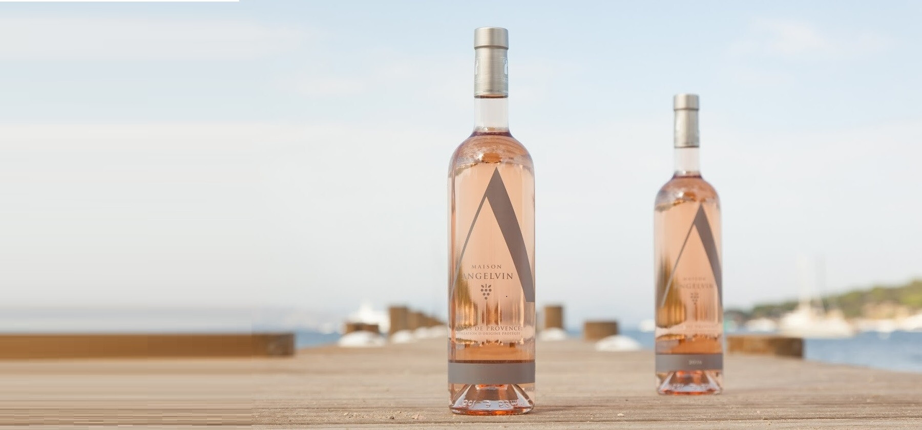 2018 ANGELVIN Rosé  Our exclusive spring release of...