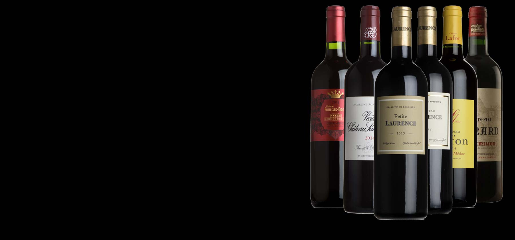 20% OFF BORDEAUX WINES Your early-bird festive offer...