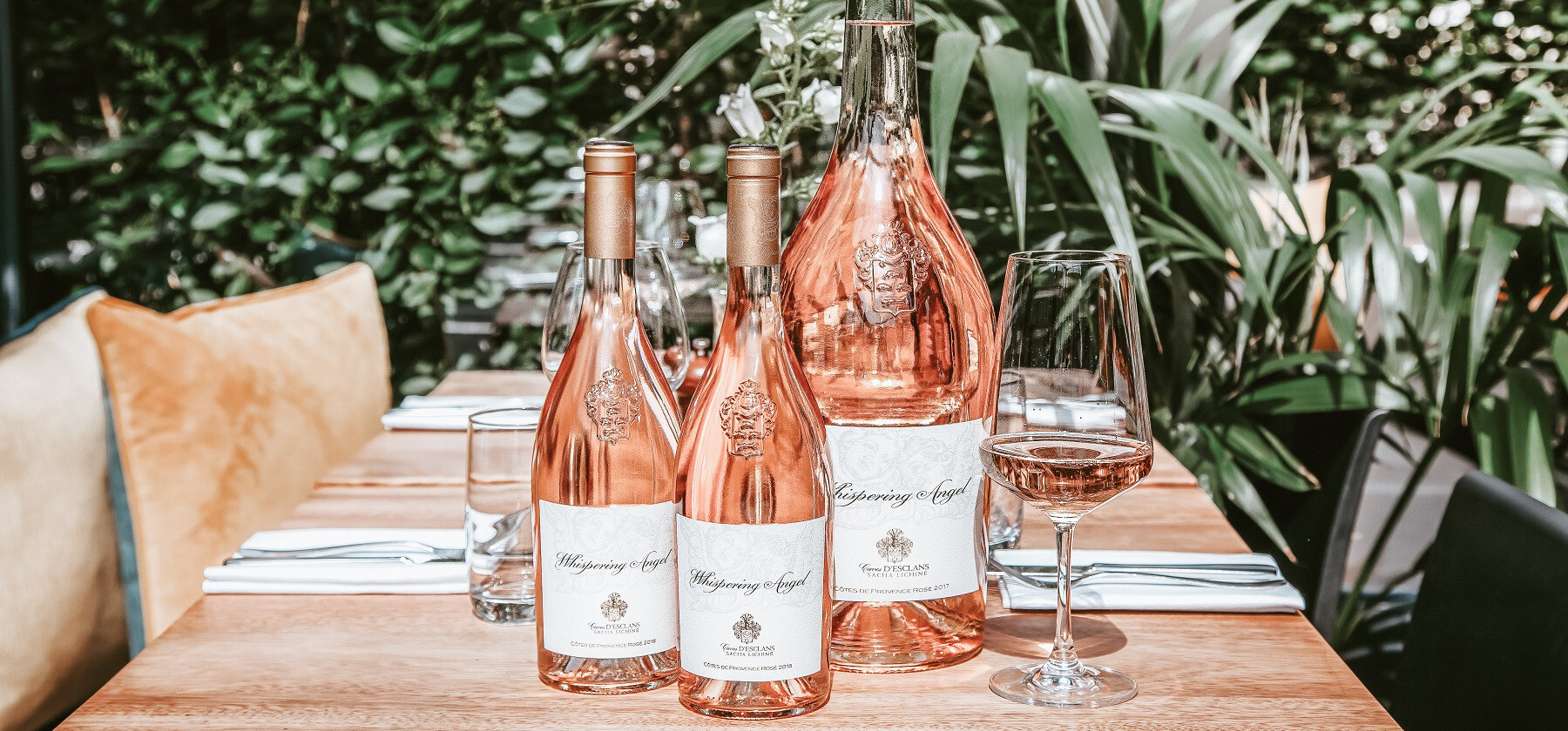2019 Whispering Angel The world's most famous rosé at a knockout en primeur price