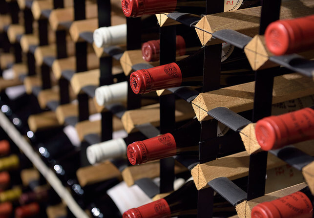 Why wine bottled at source is better