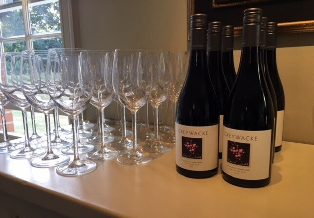 Greywacke Event - July 2018