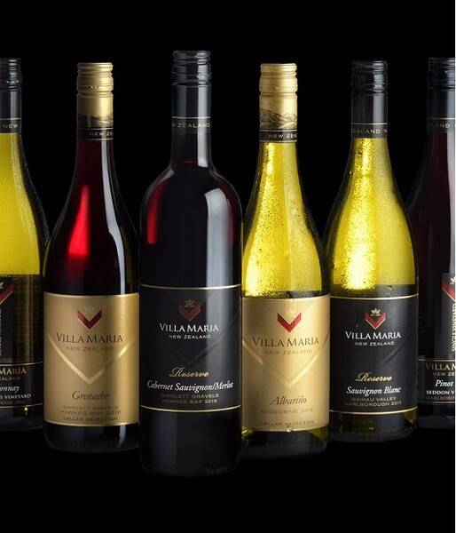 Villa Maria Delicious new discoveries from New Zealand's most decorated winery