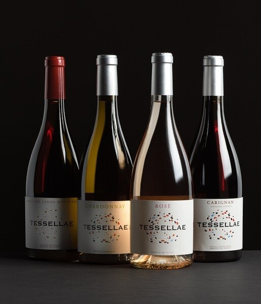 New Tessellae Range Our brand new find from the Roussillon...